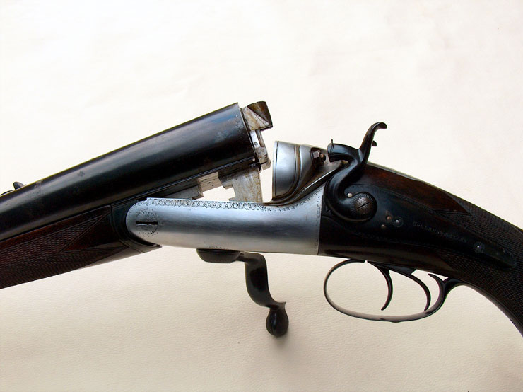 Holland & Holland 8 bore